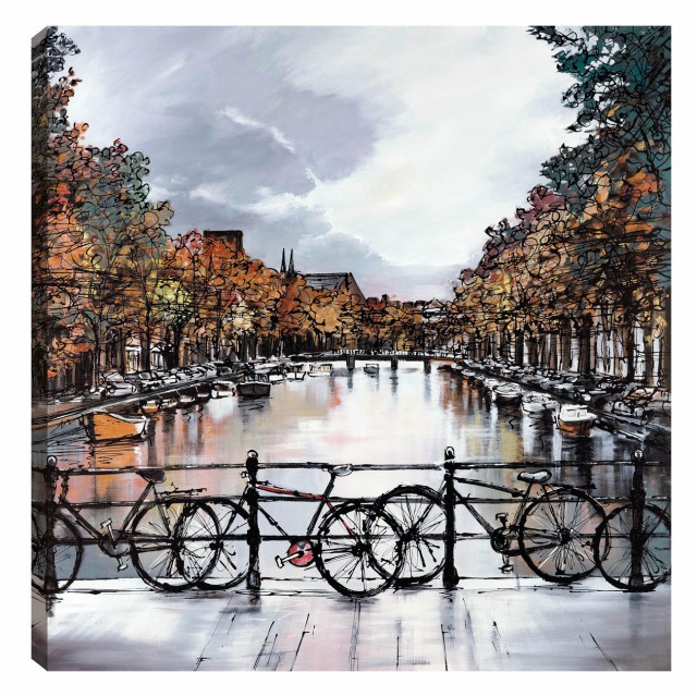 Amsterdam Moods by artist Paul Kenton