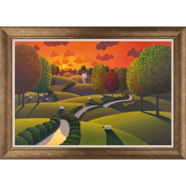 Changing Colours by artist Paul Corfield The Original Art Shop