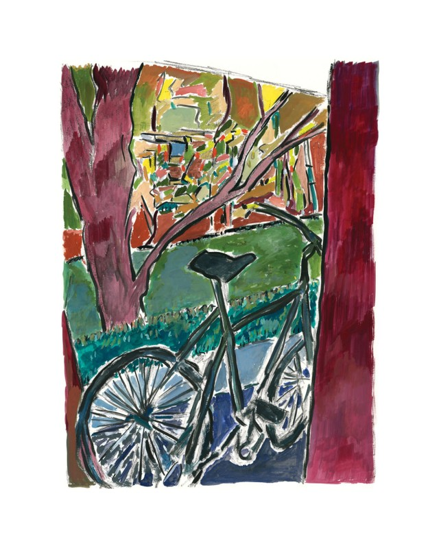 Bicycle by Bob Dylan